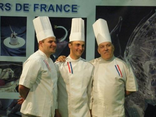 Mofglacier2011 for Chambre de metiers france